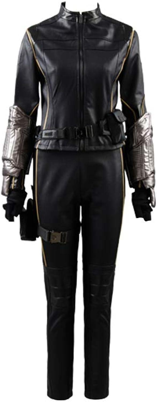MingoTor Superheldin Suit Outfit Cosplay Kostüm Damen XXXL