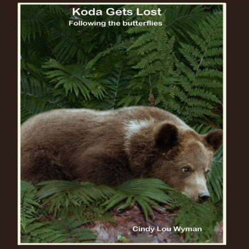 Koda Gets Lost audiobook cover art