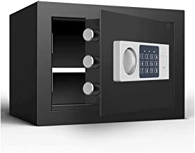 OFF Safety Cabinet, Electronic Password Office Home Small Safe Office Supplies (Size : (high) 20mm),Size:(high) 25mm (Size...