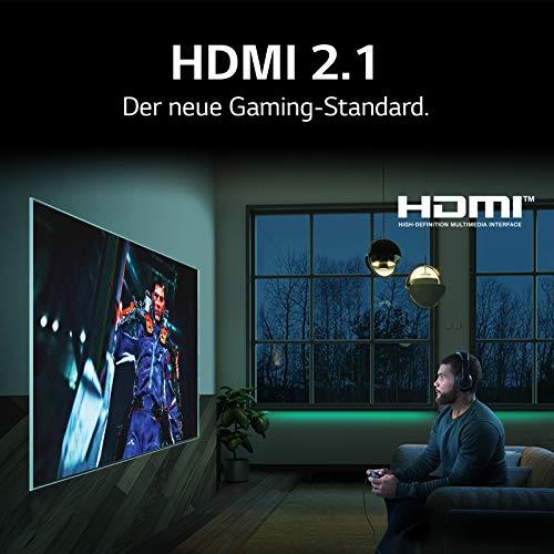 LG 55NANO867NA 139 cm (55 Zoll) NanoCell Fernseher 100 Hz [Modelljahr 2020] - 17