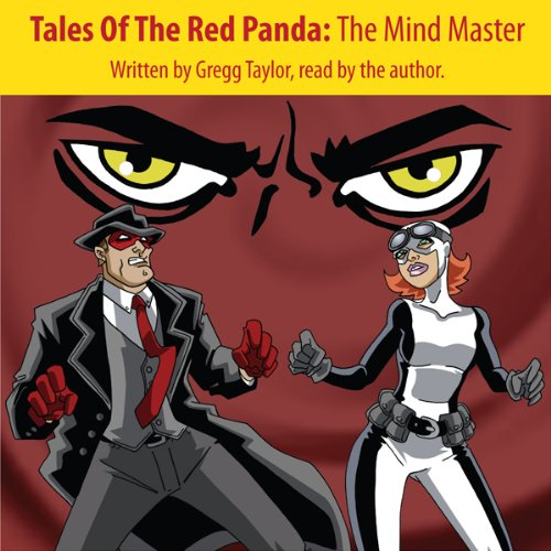 Tales of the Red Panda: The Mind Master audiobook cover art