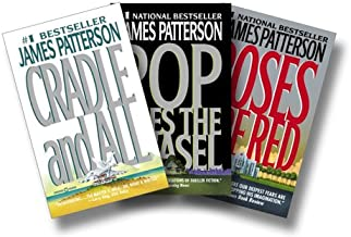 James Patterson's Nursery Rhyme Thrillers Three-Book Set [Cradle and All, Pop Goes the Weasel, Roses are Red]