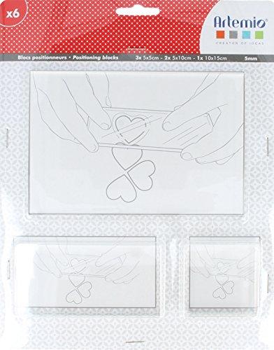 Artemio - Bloques de posición para Sellos