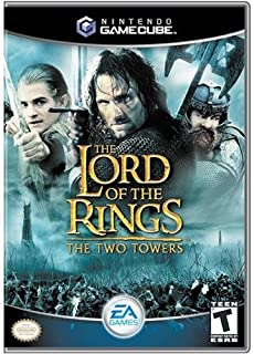 Lord of the Rings The Two Towers - Gamecube