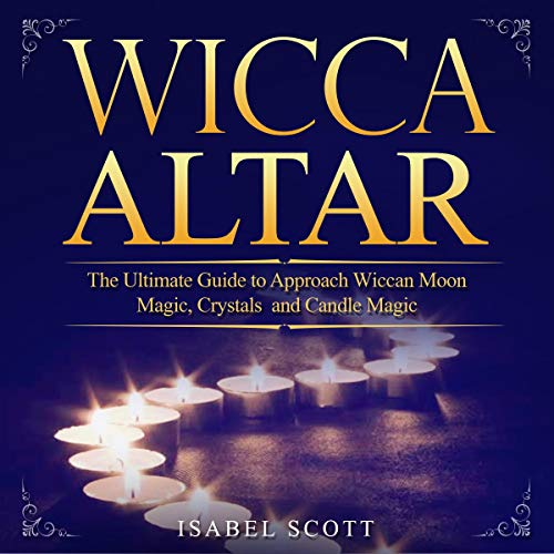 Wicca Altar audiobook cover art