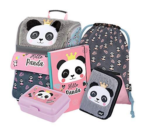 Set de 5 mochilas escolares Zippy