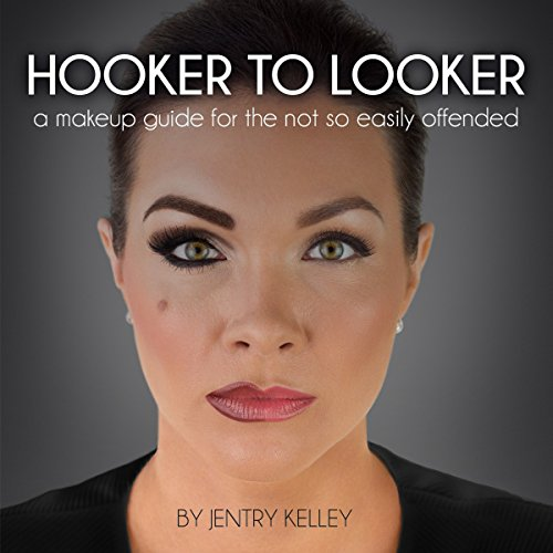 Hooker to Looker audiobook cover art