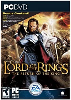 The Lord of the Rings: Return of the King (DVD-ROM) - PC