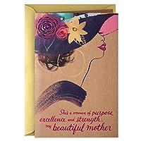 Hallmark マホガニー 母の日カード