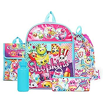 Shopkins Rainbow Backpack Back to School 5 Pi | Shopkin.Toys - Image 1