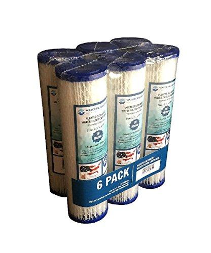 20 pleated sediment filter - 6