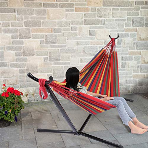 USLuxury Nordic Tassel Swing for Travel Camping, Backyard, Porch, Outdoor Or Indoor Use Hammocks