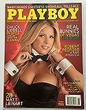 Playboy Magazine, November 2007