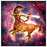 12星座サジタリウス300ピースジグソーパズル 木製ジグソー脳チャレンジ
