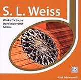 Schneeweiss,Kurt ESPRIT-S.L.Weiss-Gitarrensonaten
