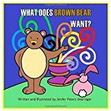What Does Brown Bear Want?