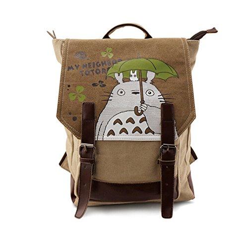 Japanese Mein Nachbar Totoro Student Book Bag Cosplay Cartoon Rucksack Rucksack für 14
