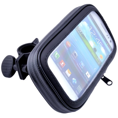 Patuoxun. Supporto bicicletta impermeabile Custodia per Samsung Galaxy S5I9600V S4S IV i9500/Samsung Galaxy S III/S3GT-i9300iPhone SE 65S 5C 54s