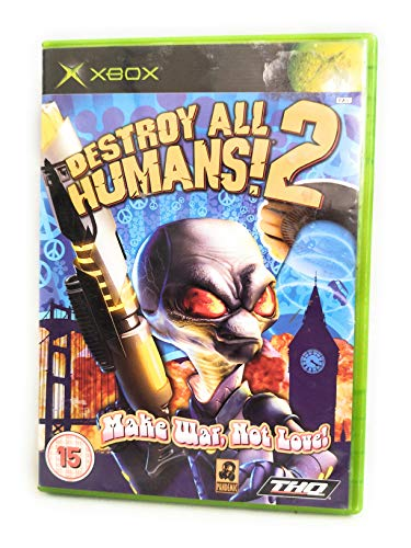 Destroy All Humans 2 (Xbox) [Importación Inglesa]