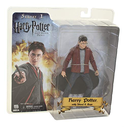 NECA Harry Potter and the Half Blood Prince 7 Inch Action Figure Harry Potter image