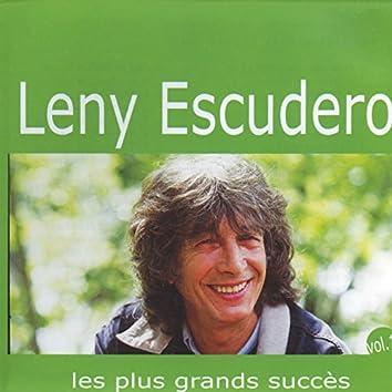 Les plus grands succès de Leny Escudero, vol. 1