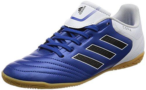 adidas Copa 17.4 in J, Scarpe da Calcetto Unisex – Bambini, Blu (Azul/Ftwbla/Negbas), 35-37 EU