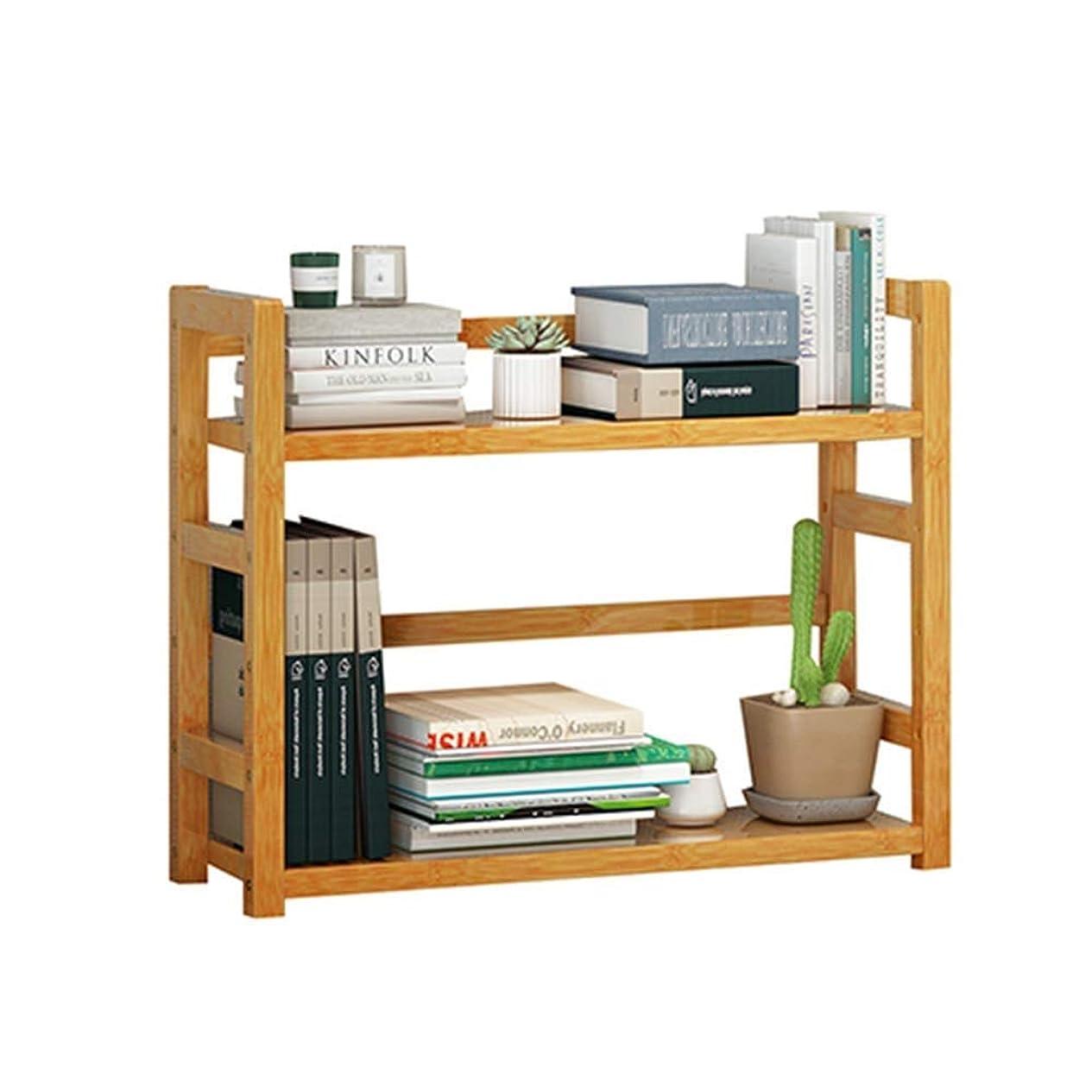 前提子生き返らせる木製テーブル棚シンプルな子供の学生の小さな本棚事務机の棚36/42 / 53CM (サイズ さいず : 36x18x43cm)