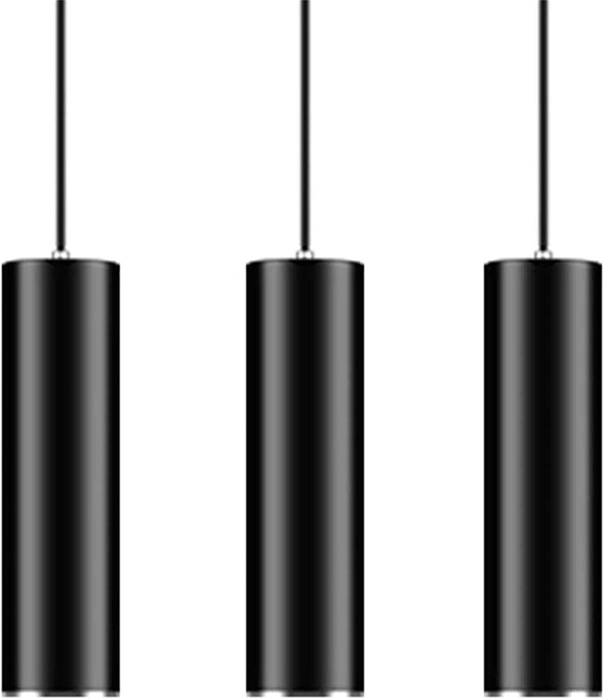Hobaca Inventory cleanup selling sale GU10 Dia 6CM L 20CM Ring Tube Modern Cylindrical Super-cheap Silver