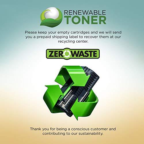 Renewable Toner Compatible Toner Cartridge Replacement for Lexmark 521 52D1000 MS Series MS810 MS811 MS812 Photo #4