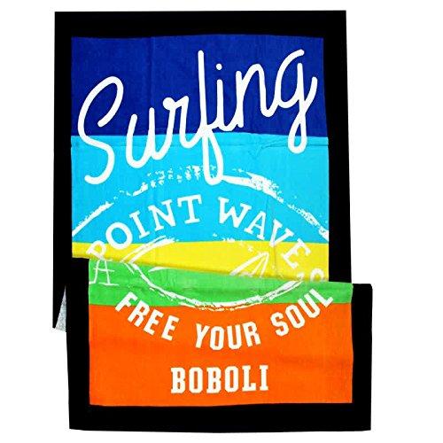 Boboli Toalla de playa Surfing