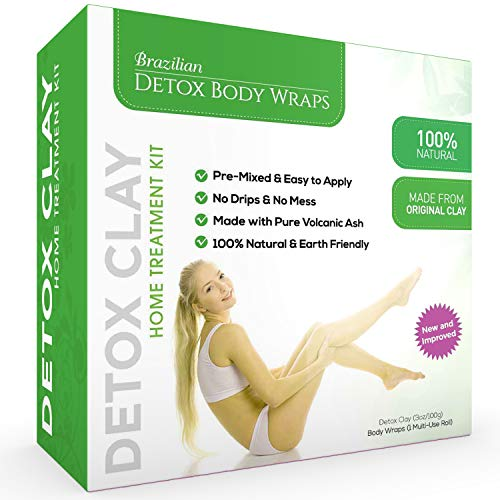 Brazilian Detox Clay Body Wraps