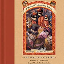 The Penultimate Peril: A Series of Unfortunate Events #12