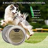 IMG-3 laoye collare antiparassitario cane antipulci