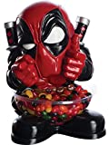 Rubie's Deadpool Small Candy Bowl Holder, H40 cm, Süßigkeitenspender, Marvel Universum,...