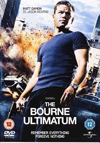 The Bourne Ultimatum - Matt Damon as Jason Bourne; Joan Allen as Pamela Landy; Albert Finney as Dr. Al DVD