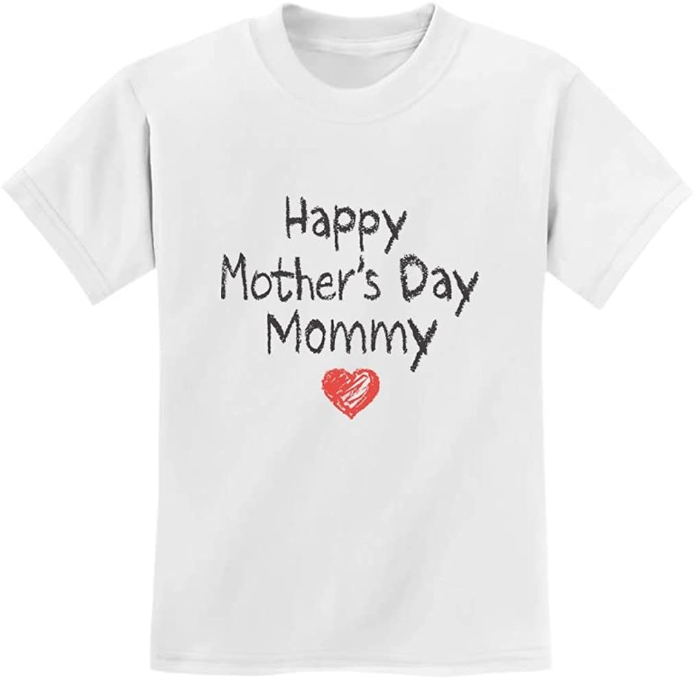 Popular product Happy Mothers Day Mommy Special price Shirt Gift from Mom for Daughter Kid Son