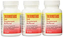 thermotabs salt supplement buffered