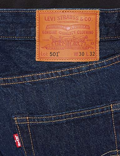 Levi's Men's 501 Original' Jeans, Onewash, 36W / 32L