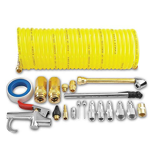 Craftsman 9-16191 Compressor Accessory Kit, 20-Piece