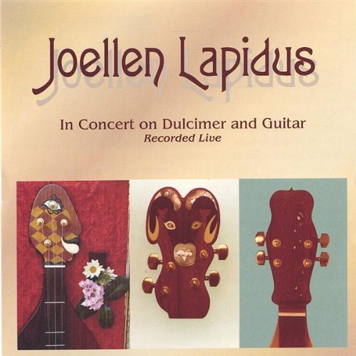 Joellen Lapidus in Concert [Importado]