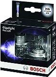 Bosch H4 Plus 120 Gigalight Lámparas para faros - 12 V 60/55 W P43t - Lámparas x2