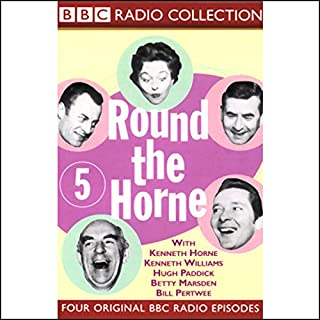 Round the Horne cover art