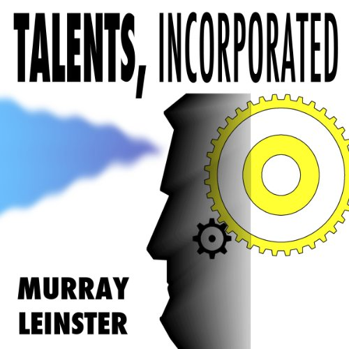 Talents Incorporated audiobook cover art