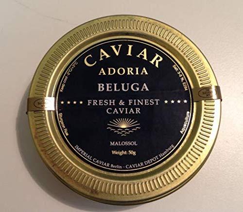 Adoria - Caviale Beluga - Premium Caviar Selection - 100 gr