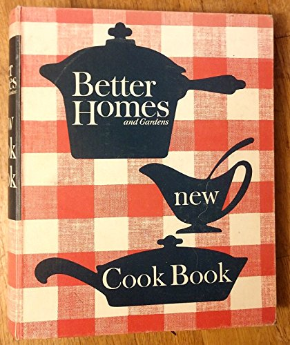 Better Homes and Gardens New Cook Book (5-Ring, 1962 Revised Edition)