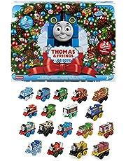 きかんしゃトーマス(Thomas) ミニミニトーマス アドベントカレンダー2021 【3歳~】 GYW47 ブルー