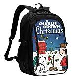 vuhv Brtwns acn Snttpy 16 inch Laptop Backpack Sac à Dos,Large Travel Computer Backpack pour Femmes...