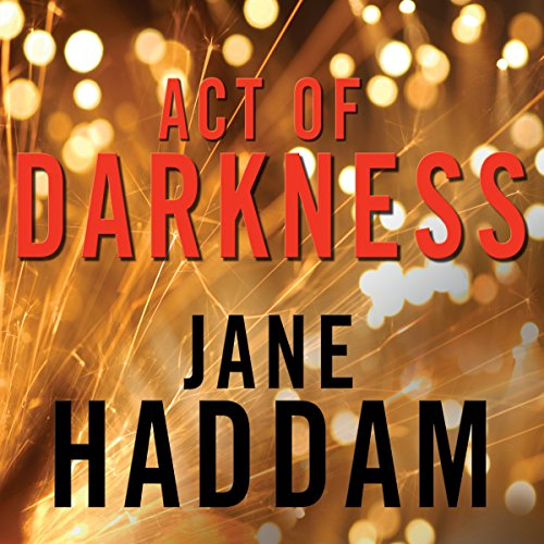 Act of Darkness audiobook cover art