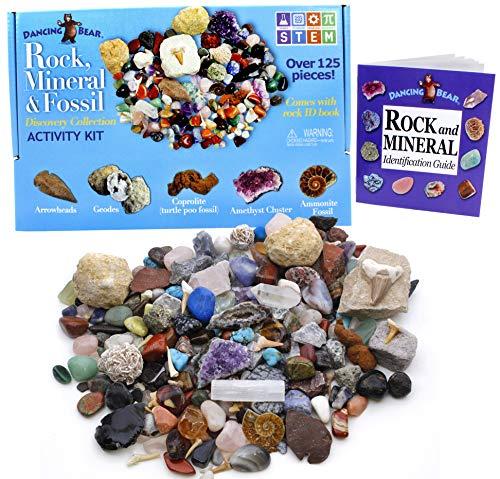 Dancing Bear Roca, minerales y fósiles...