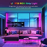 Zoom IMG-1 smart striscia led rgb musicale